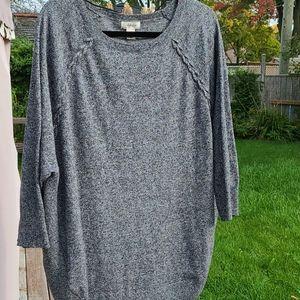 Style & Co Lightweight Sweater - Sz XL
